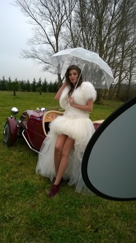 shooting lefeperle salon mariage muret
