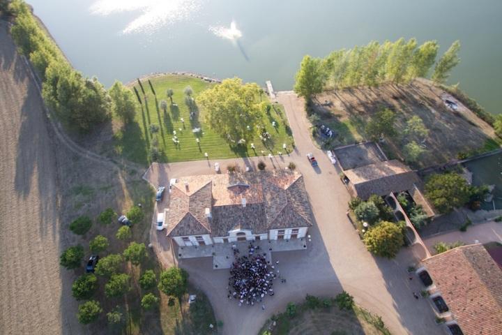 Crédit photo : Un bel événement - Domaine de Borde Blanque