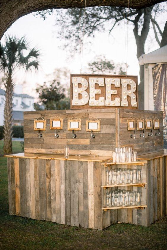 Bar biere inspiration mariage salon de l 39 alliance mariage et pacs muret - Theme mariage 2018 ...