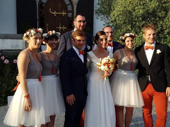 cortege-demoiselles-dhonneur-robe-ceremonie