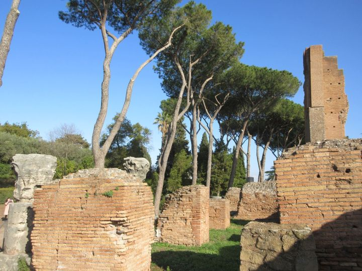 week-end-romantique-rome-mont-palatin-forum-romain