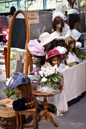 salon-du-mariage-toulouse-muret-défilé-robe-de-mariée-chapeau